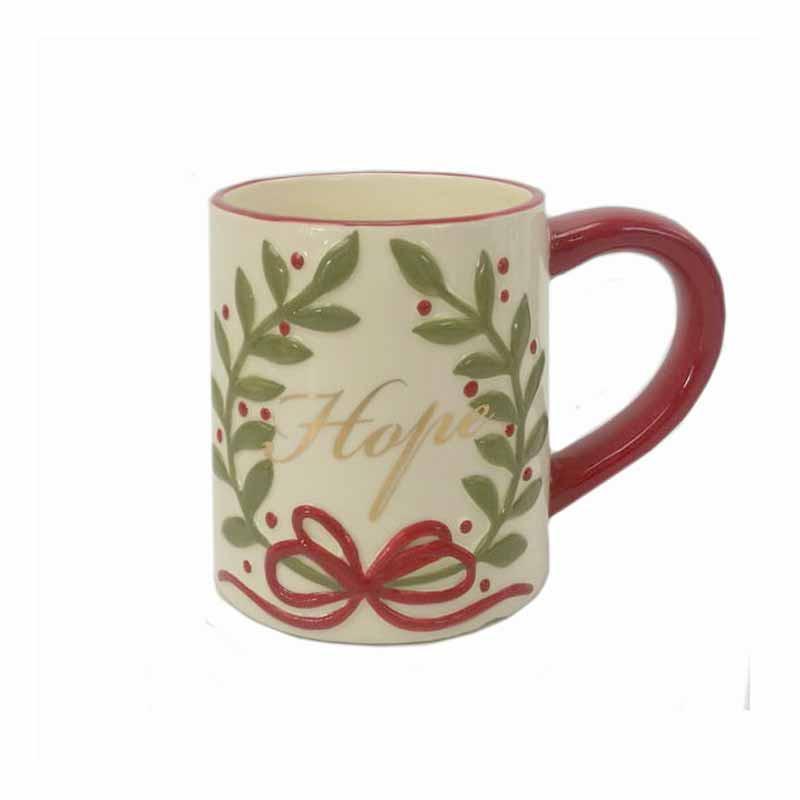 Χριστουγεννιάτικη Κούπα Marva Bow 652171