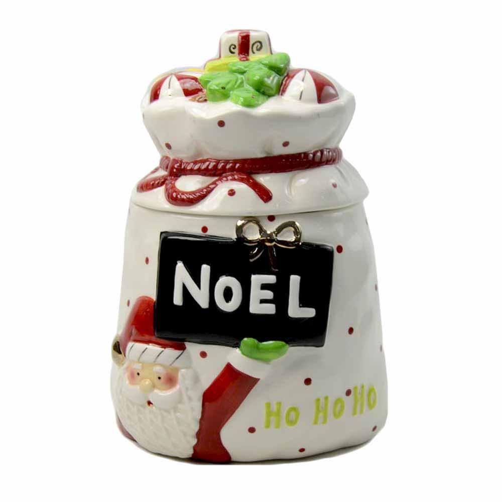 Χριστουγεννιάτικη Μπισκοτιέρα Marva Noel Sack 652188