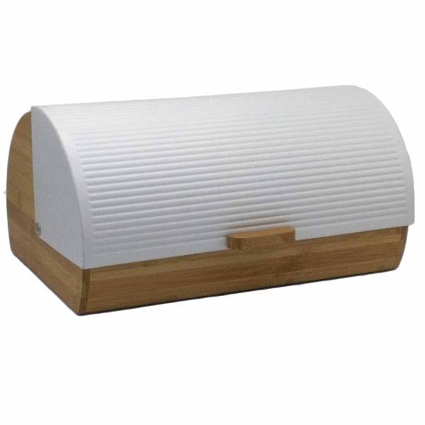 Ψωμιέρα Marva Stripes White 489027