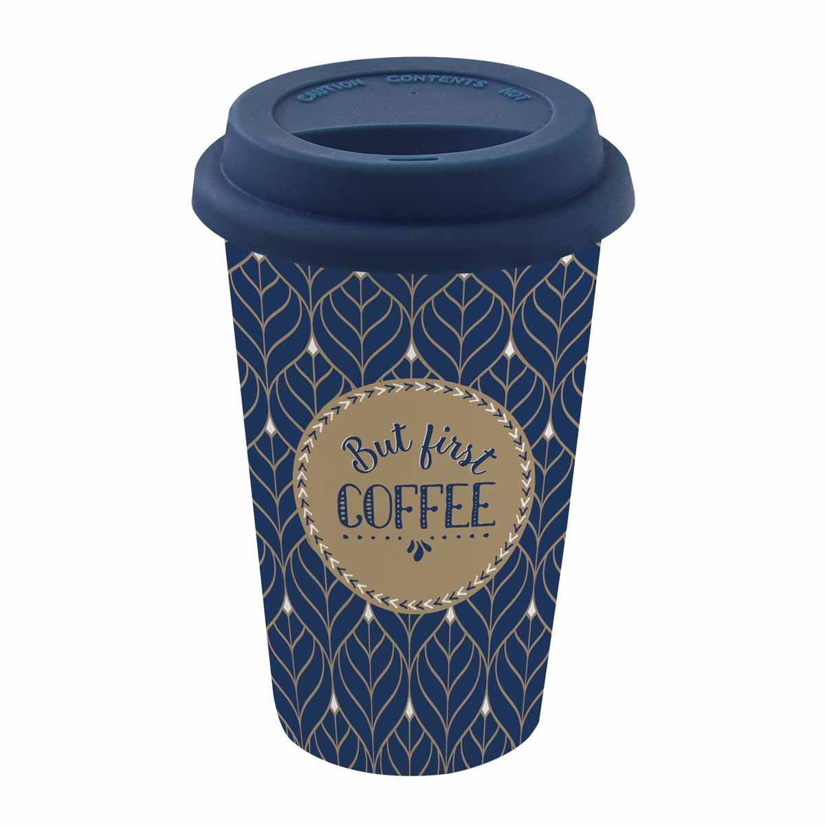 Κούπα Ταξιδίου Με Καπάκι Marva Coffee 129ΤΜ04 home   κουζίνα   τραπεζαρία   κούπες   φλυτζάνια
