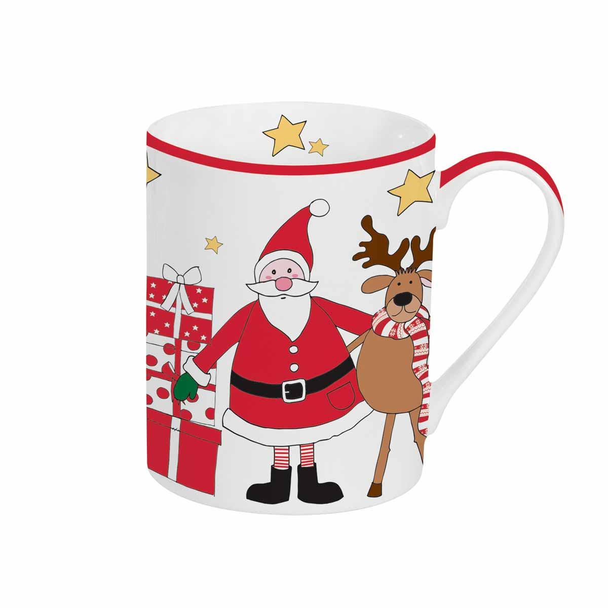 Χριστουγεννιάτικη Κούπα Marva Friends 1037SΑFΒ home   χριστουγεννιάτικα   χριστουγεννιάτικα διακοσμητικά