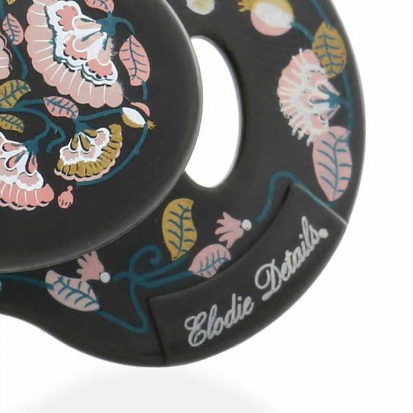 Πιπίλα Σιλικόνης 3Μ+ Elodie Midnight Bells BR73279