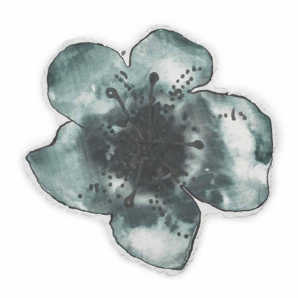 Μουσελίνα/Πάνα Αγκαλιάς Elodie Details Embedding Bloom Petrol