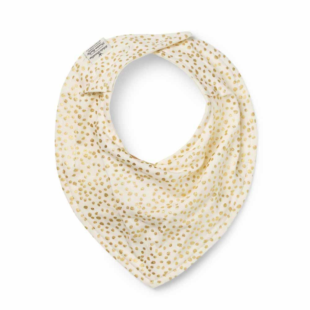 Σαλιάρα-Μπαντάνα Elodie Details Gold Shimmer BR72763 home   βρεφικά   σαλιάρες βρεφικές