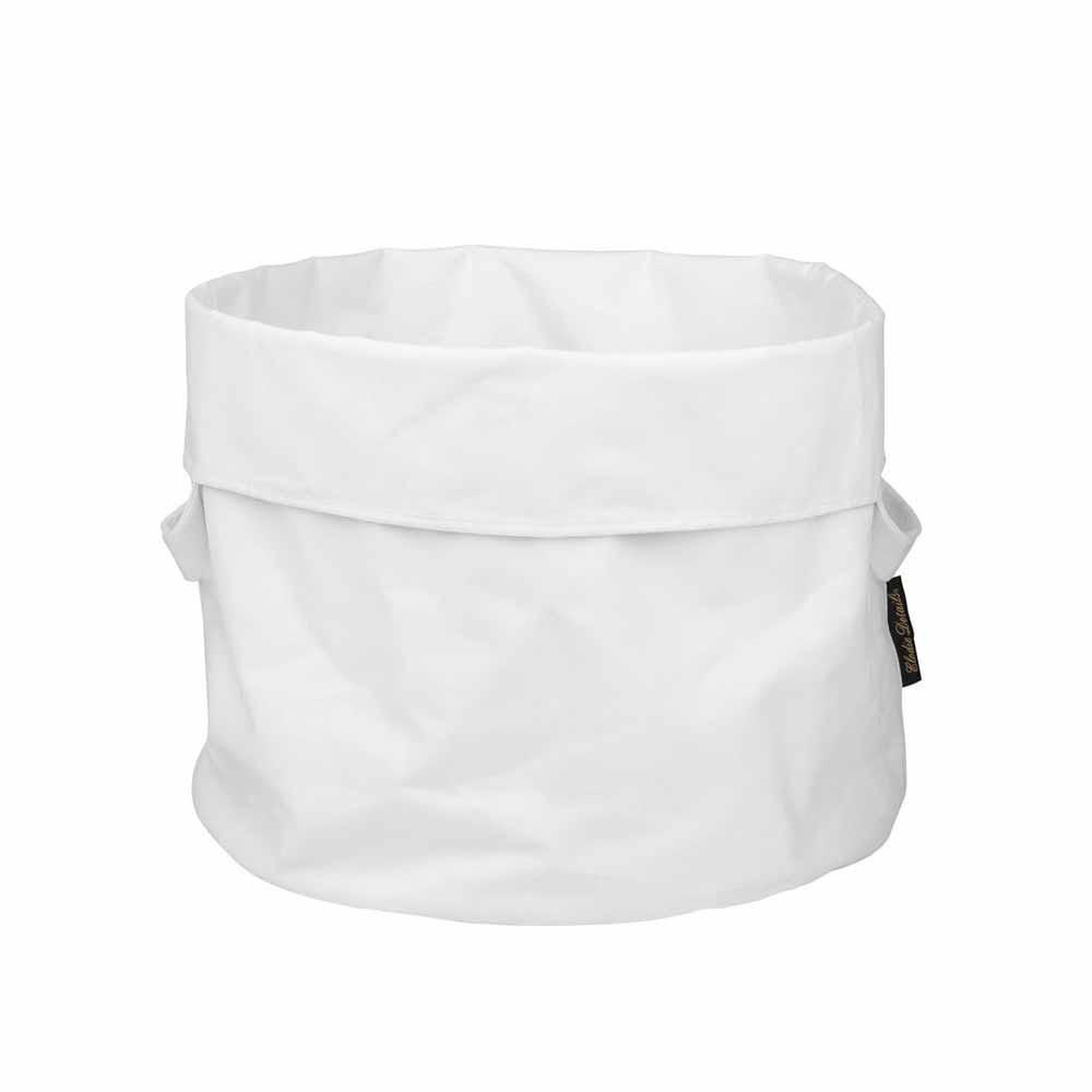 Καλάθι Αποθήκευσης Elodie Details White Edition BR71244 home   παιδικά   παιδική διακόσμηση