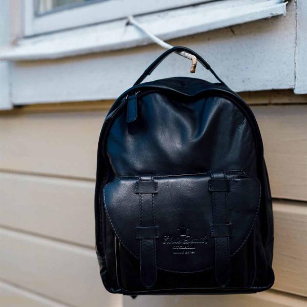 Παιδικό Σακίδιο Πλάτης Elodie Leather Black BR72307