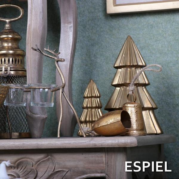 Χριστουγεννιάτικο Στολίδι Espiel Κουδούνα KAV105K6