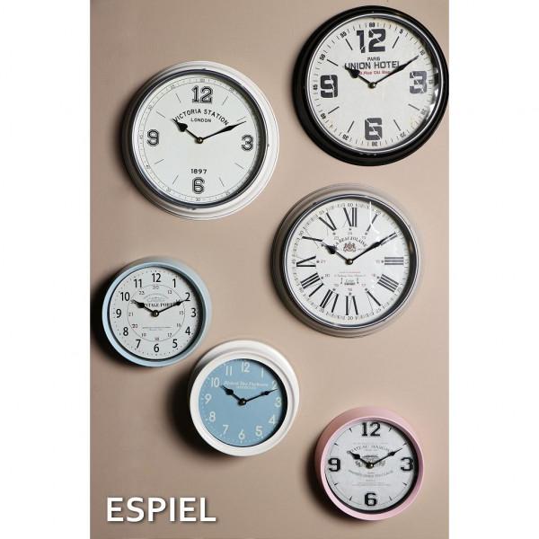 Ρολόι Τοίχου Espiel LOG502