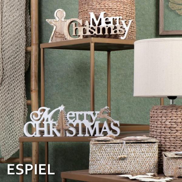 Χριστουγεννιάτικο Διακοσμητικό Espiel HIF131K6