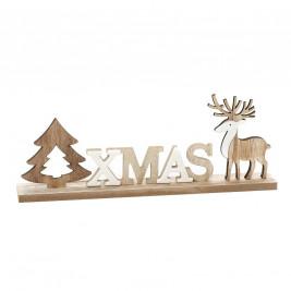 Χριστουγεννιάτικο Διακοσμητικό Espiel HIF132K4