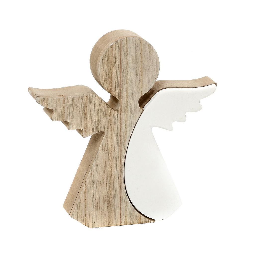 Χριστουγεννιάτικο Διακοσμητικό Espiel Άγγελος HIF134K6
