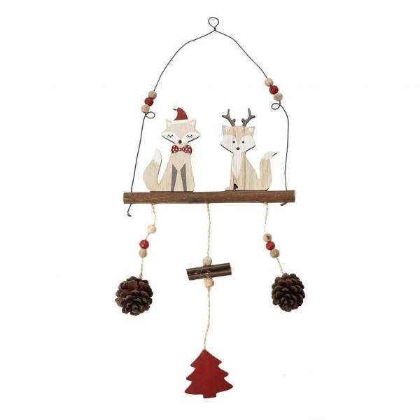 Χριστουγεννιάτικο Στολίδι Espiel HIF157K6