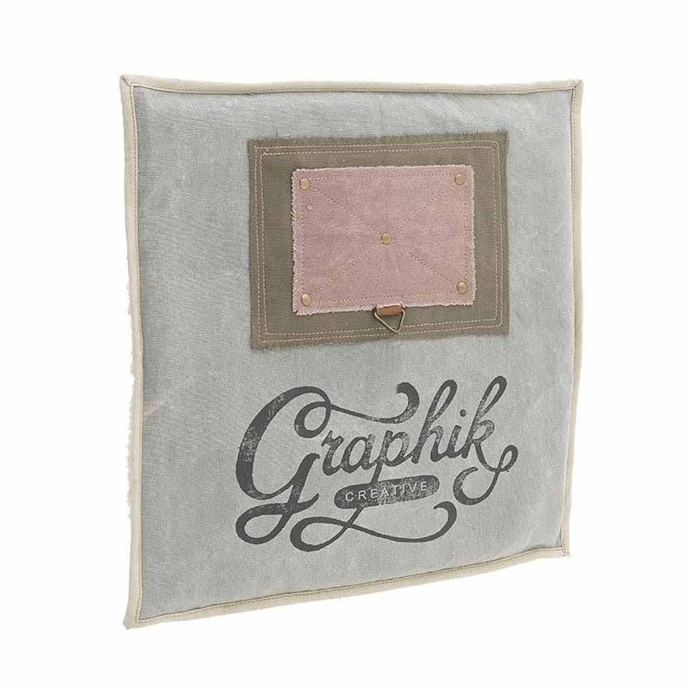 Διακοσμητικό Μαξιλάρι (45×45) InArt 3-40-580-0003