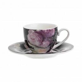 Φλυτζάνια Καφέ + Πιατάκια (Σετ 6τμχ) InArt 3-60-862-0008