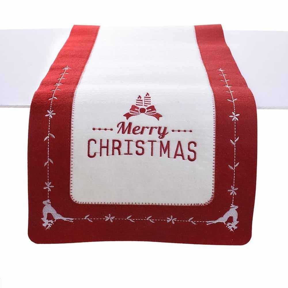 Χριστουγεννιάτικη Τραβέρσα InArt 2-40-108-0088 home   χριστουγεννιάτικα   χριστουγεννιάτικες τραβέρσες