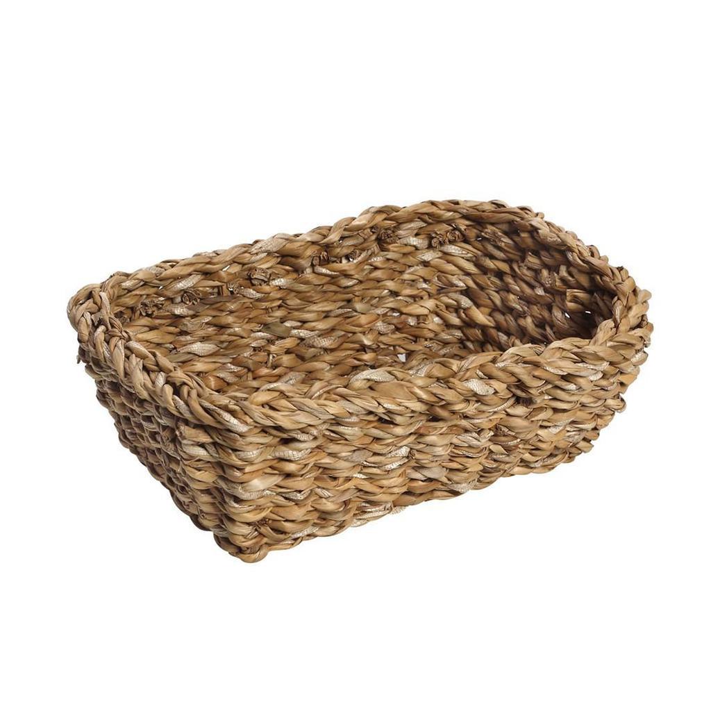 Καλάθι Ψωμιού Ορθογώνιο Espiel Seagrass Medium KAG107