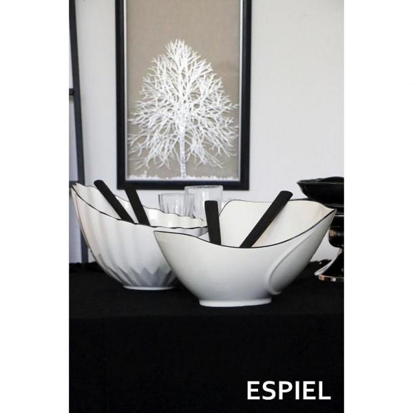 Σαλατιέρα Με Κουτάλες Espiel LEK108
