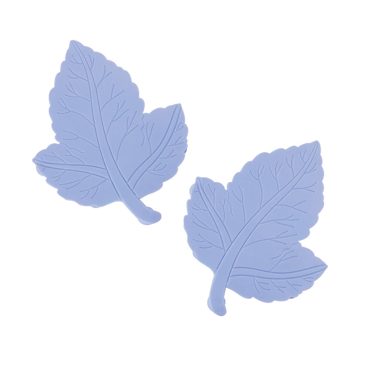 Αντιολισθητικά Πατάκια Μπάνιου (Σετ 6τμχ) εstia Leaves 02-1704