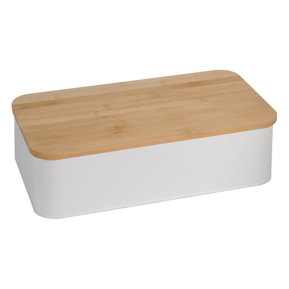 Ψωμιέρα εstia Matte White 01-3647 home   κουζίνα   τραπεζαρία   επιτραπέζια είδη