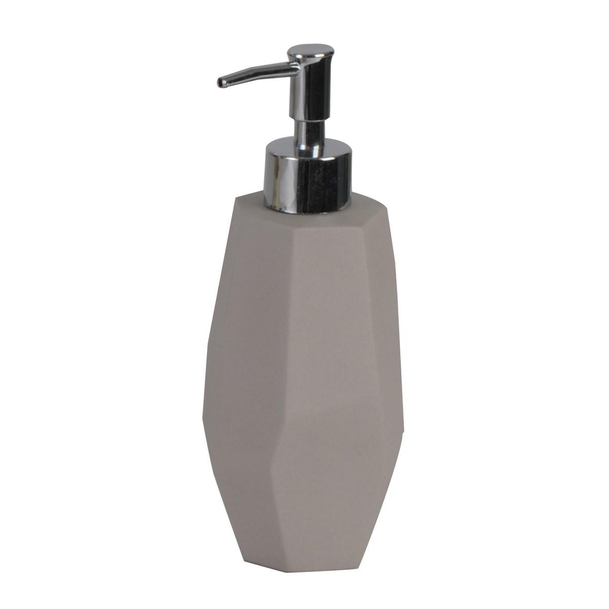 Δοχείο Κρεμοσάπουνου εstia Rock Grey 02-4040