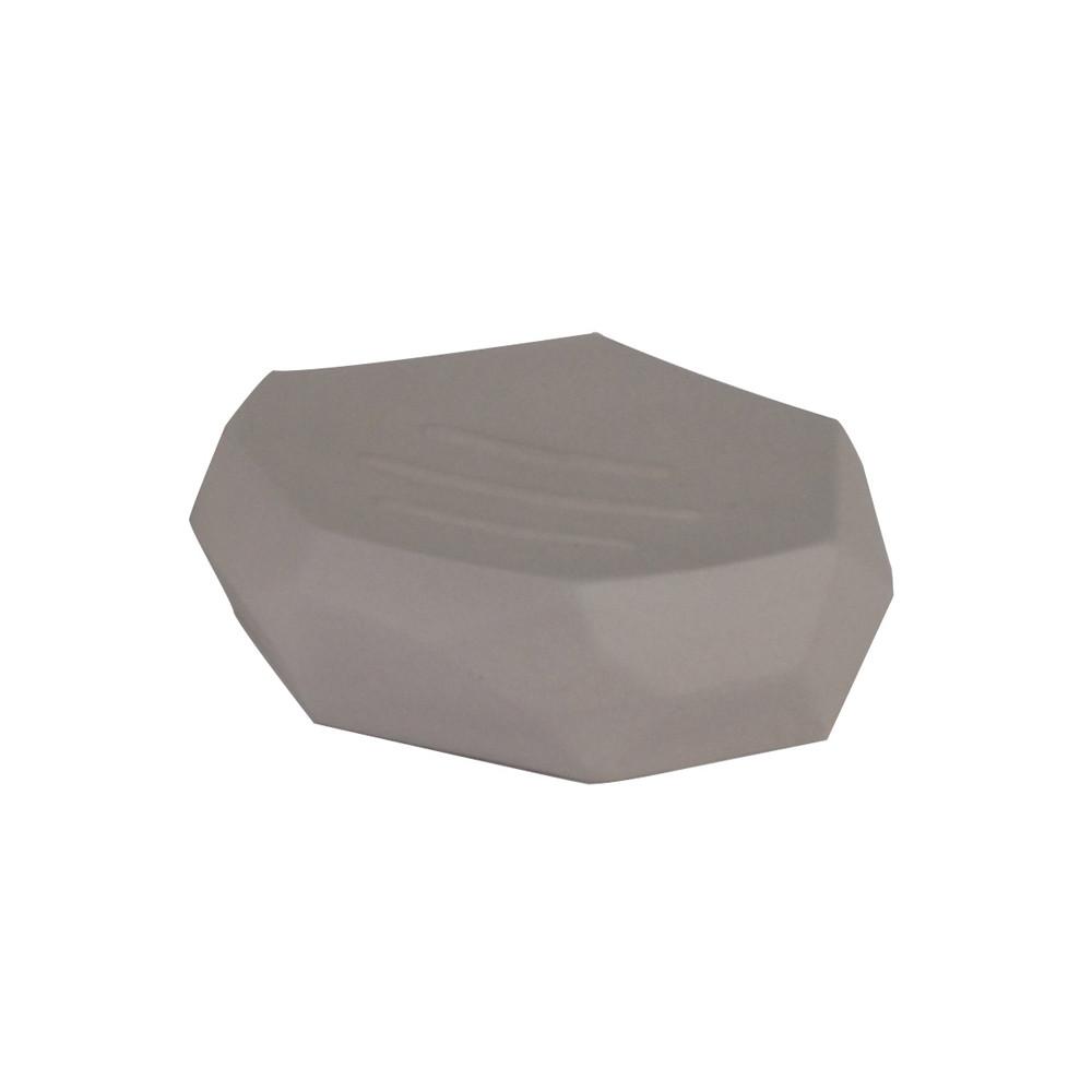 Σαπουνοθήκη εstia Rock Grey 02-4064