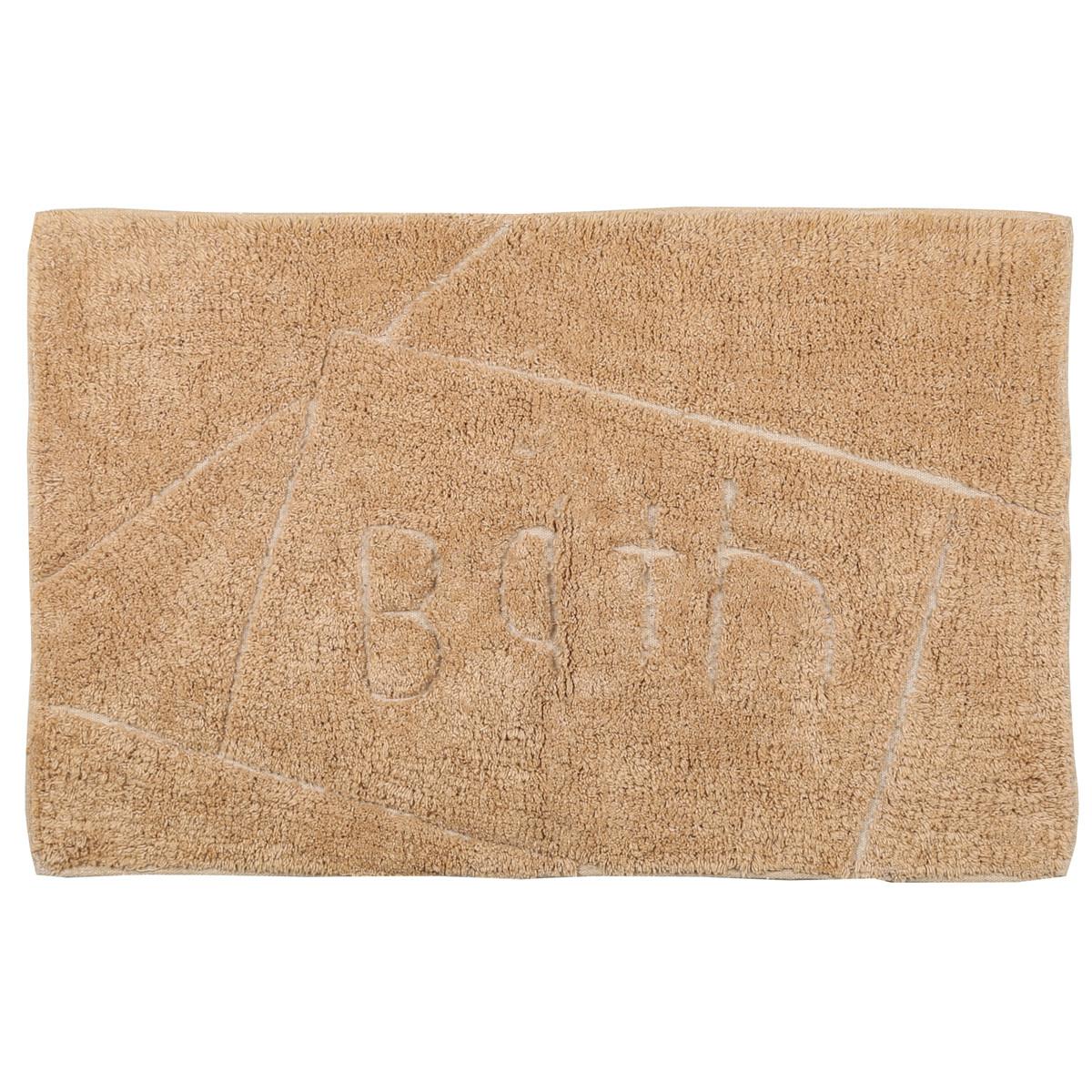Πατάκι Μπάνιου (60×90) εstia Bath Brown 02-4156