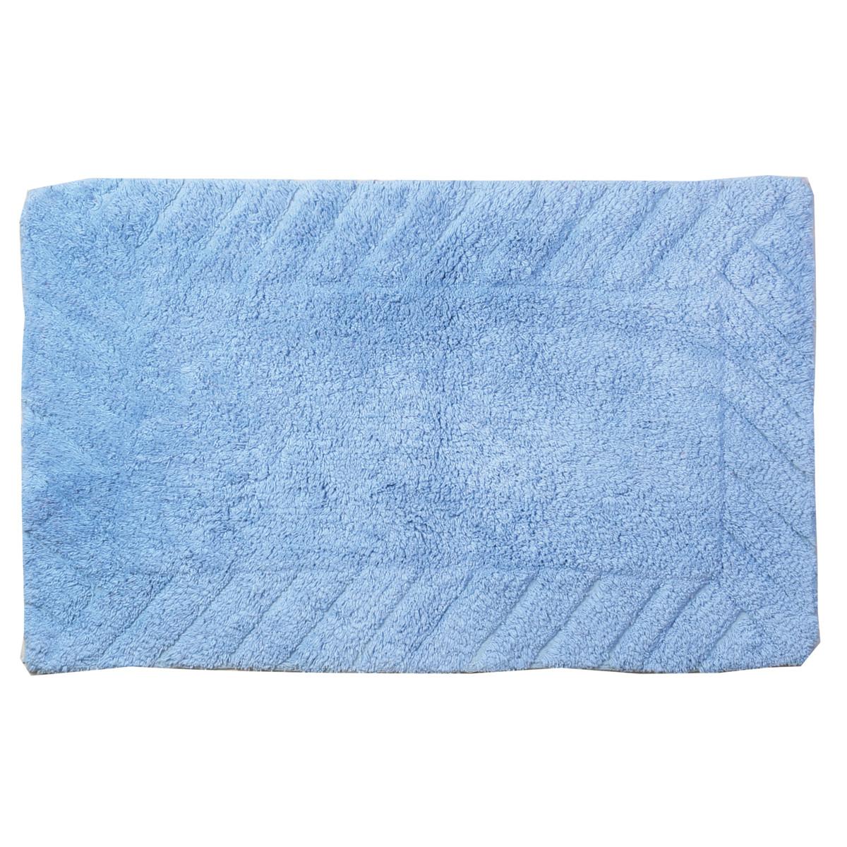 Πατάκι Μπάνιου (60×90) εstia Pastel Blue 02-4194