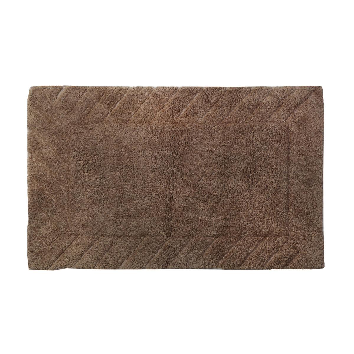 Πατάκι Μπάνιου (50×80) εstia Pastel Brown 02-4224
