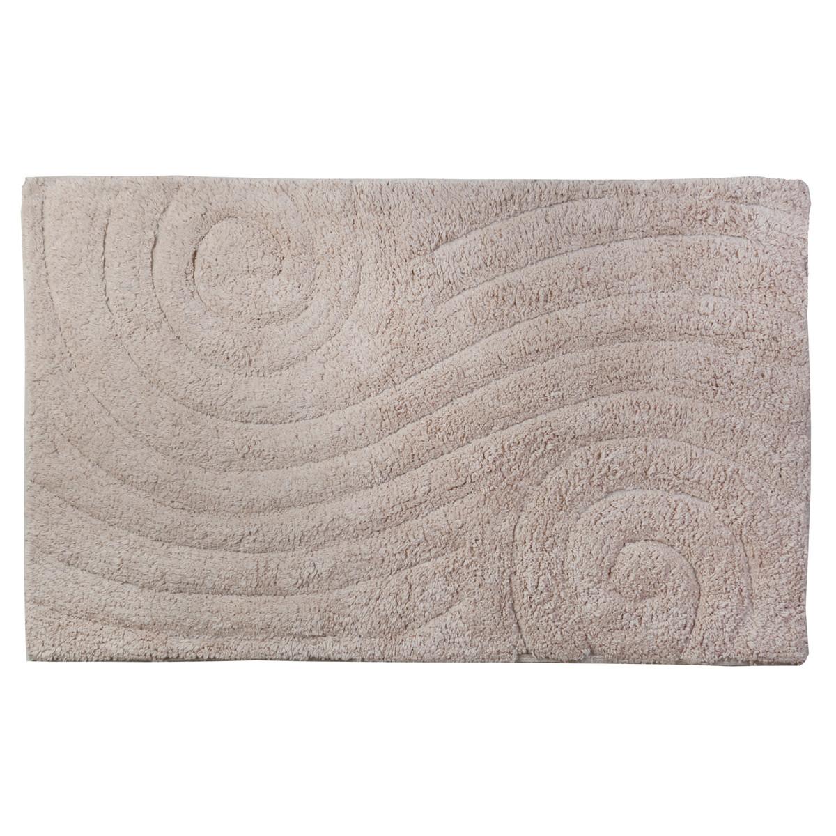 Πατάκι Μπάνιου (60×90) εstia Maze Beige 02-4255