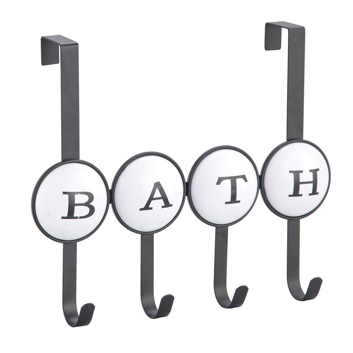 Κρεμάστρα Πόρτας εstia Bath 02-4392