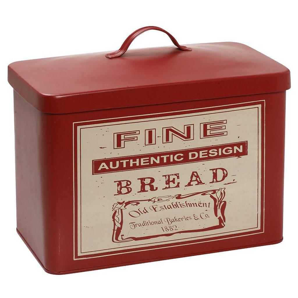 Ψωμιέρα Espiel Fine Red DEB242 home   κουζίνα   τραπεζαρία   επιτραπέζια είδη