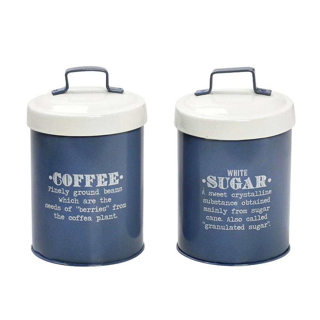 Δοχείο Ζάχαρης + Καφέ (Σετ) Espiel DEB217