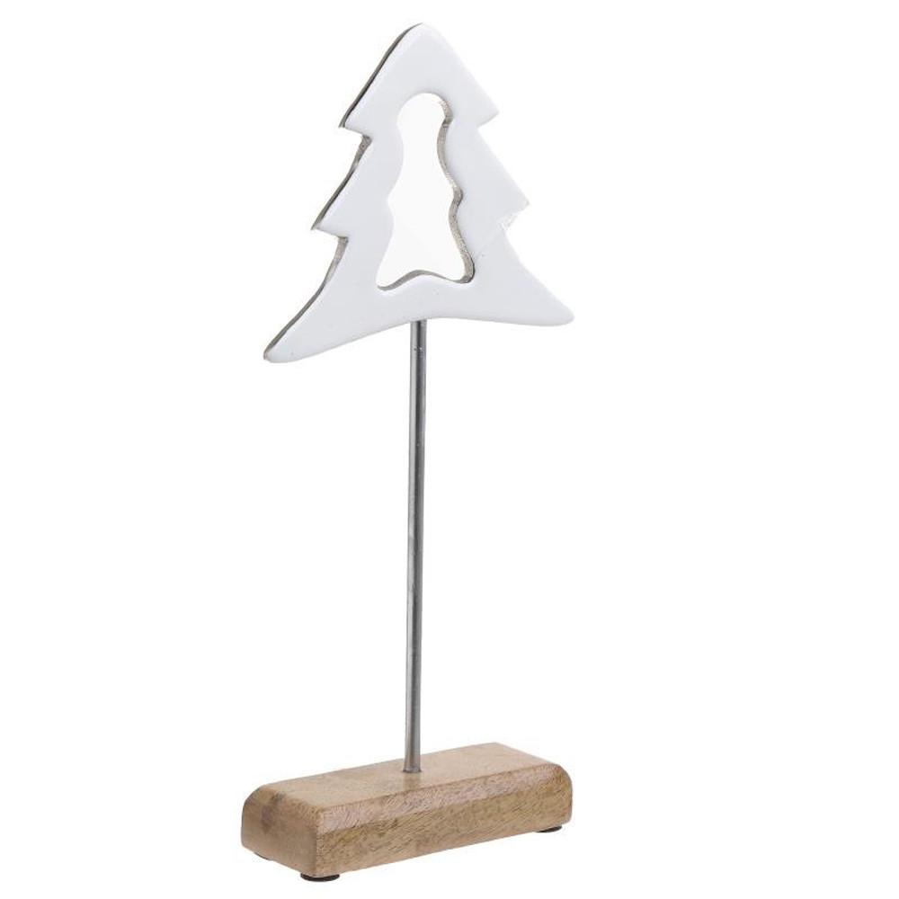 Χριστουγεννιάτικο Διακοσμητικό InArt Tree Small 2-70-357-0024 home   χριστουγεννιάτικα   χριστουγεννιάτικα διακοσμητικά