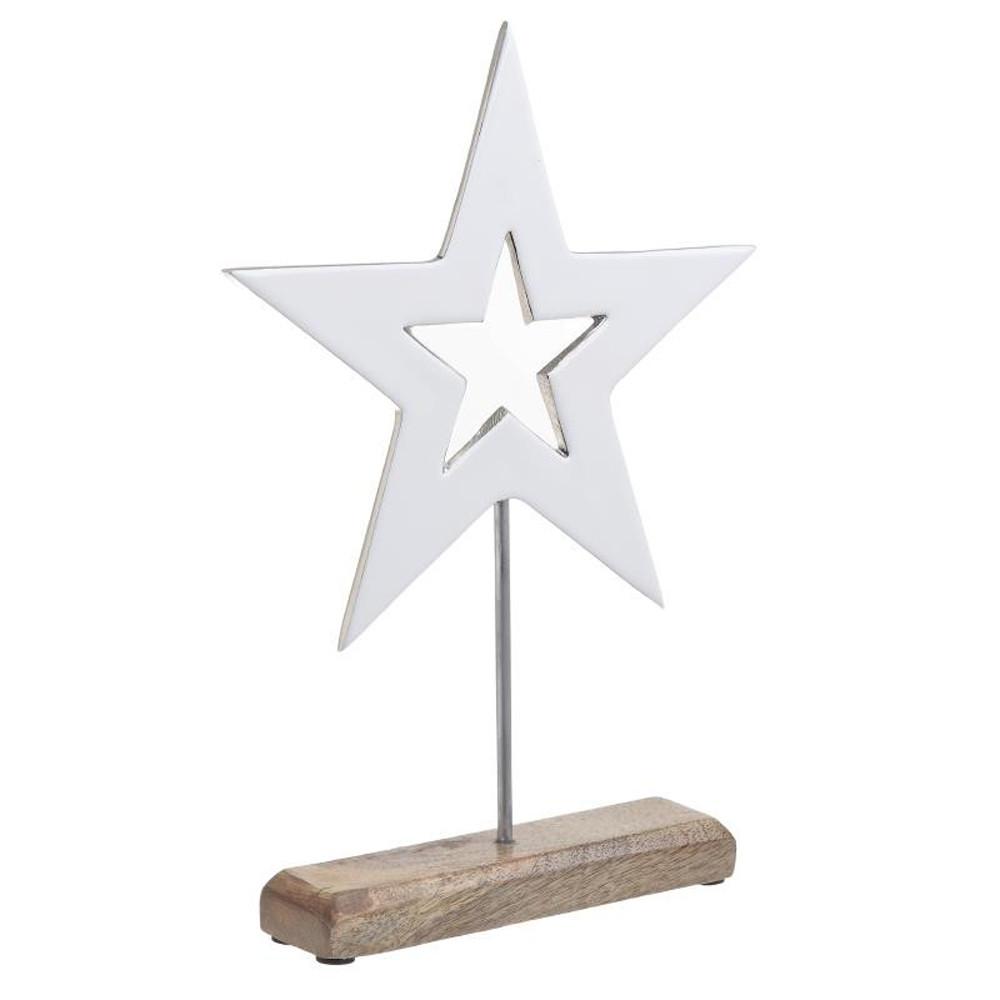 Χριστουγεννιάτικο Διακοσμητικό InArt Star Large 2-70-357-0040
