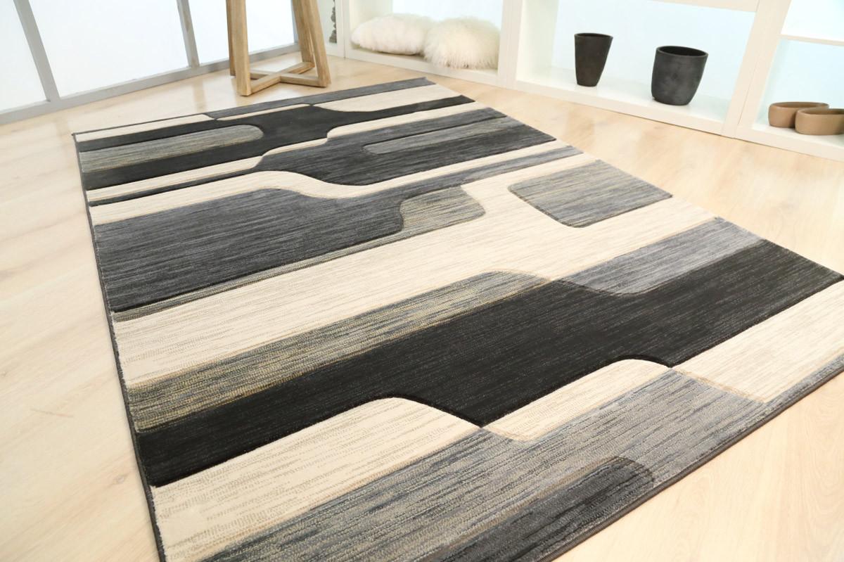 Χαλί (140×200) Royal Carpets Boston 5748A Grey