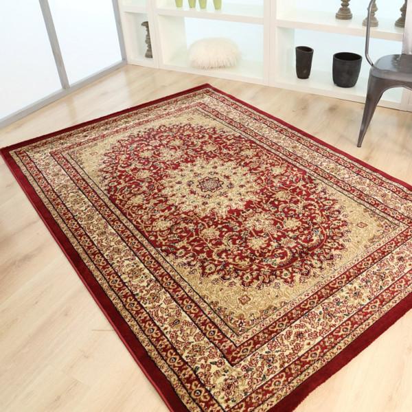 Χαλί (160x230) Royal Carpets Olympia 6045A Red
