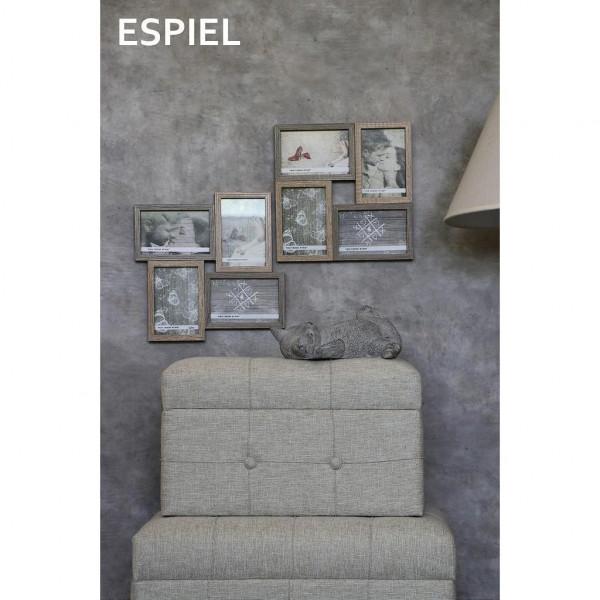 Κορνίζα Τοίχου 4 Θέσεων Espiel SOF101