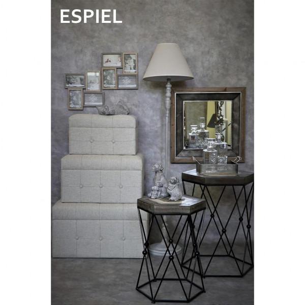 Κορνίζα Τοίχου 4 Θέσεων Espiel SOF102