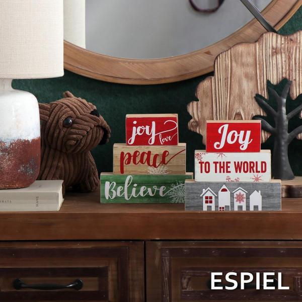Χριστουγεννιάτικο Διακοσμητικό Espiel NIK305