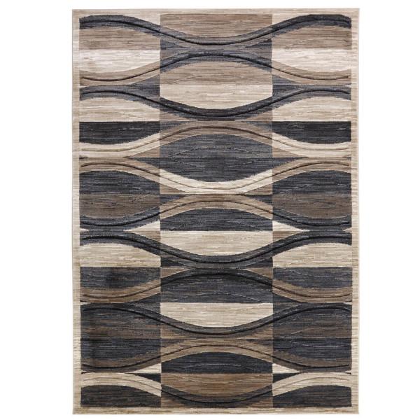 Χαλί (160x230) Royal Carpets Boston 5367A D.Grey