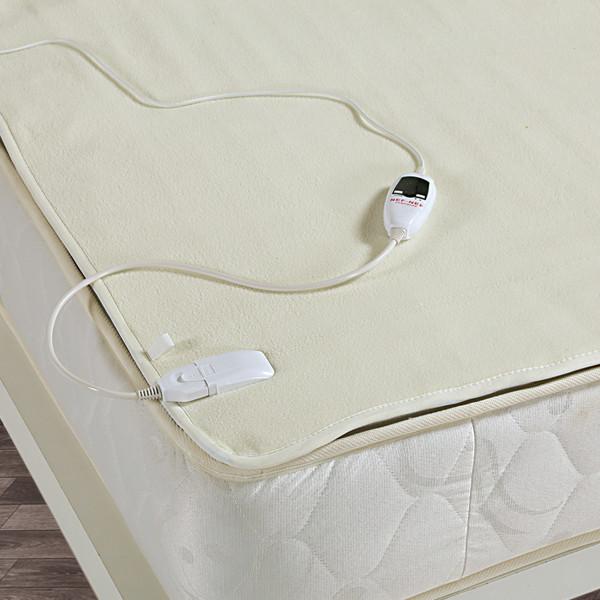 Κουβέρτα Ηλεκτρική Υπέρδιπλη Fleece Nef-Nef Digital Display