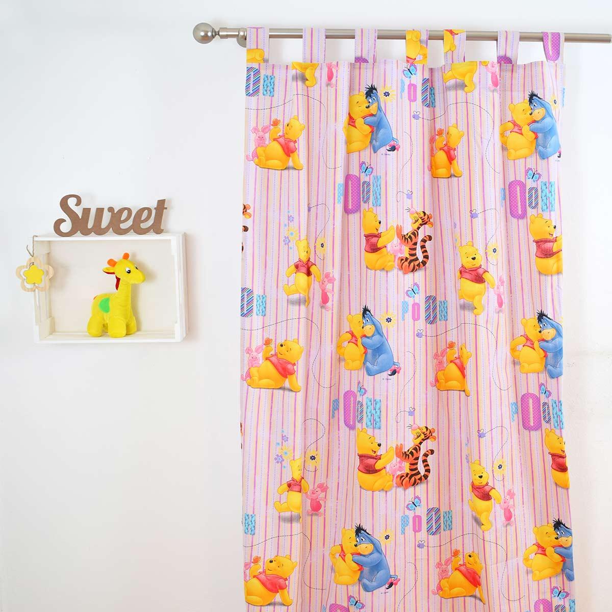 Παιδική Κουρτίνα (140×290) Με Τρέσα Disney Cuddle 33