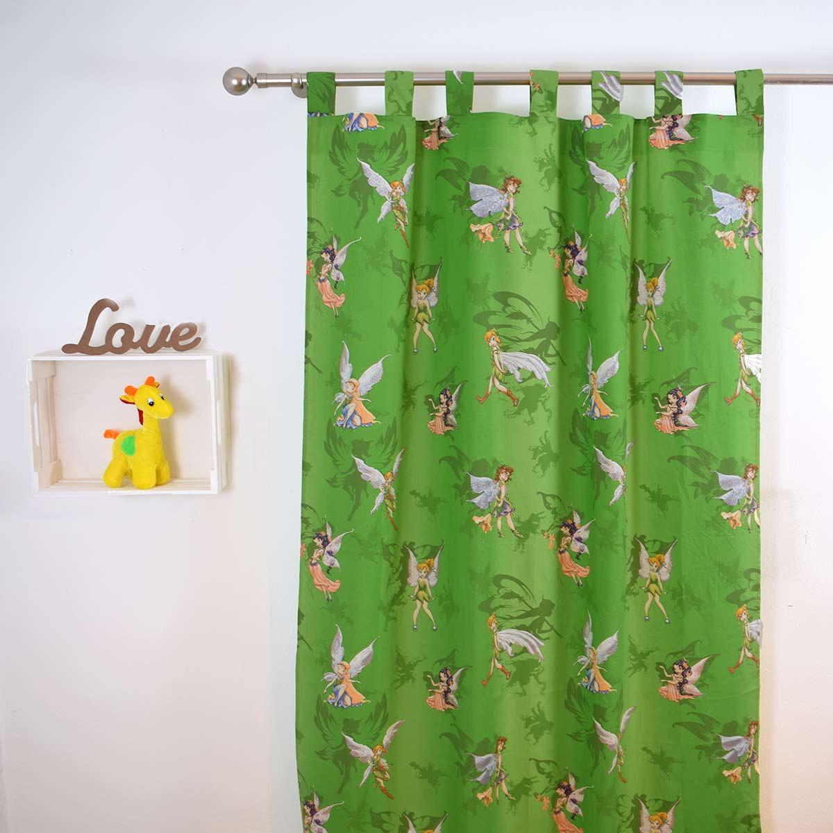 Παιδική Κουρτίνα (140×290) Με Τρέσα Disney Charming 45