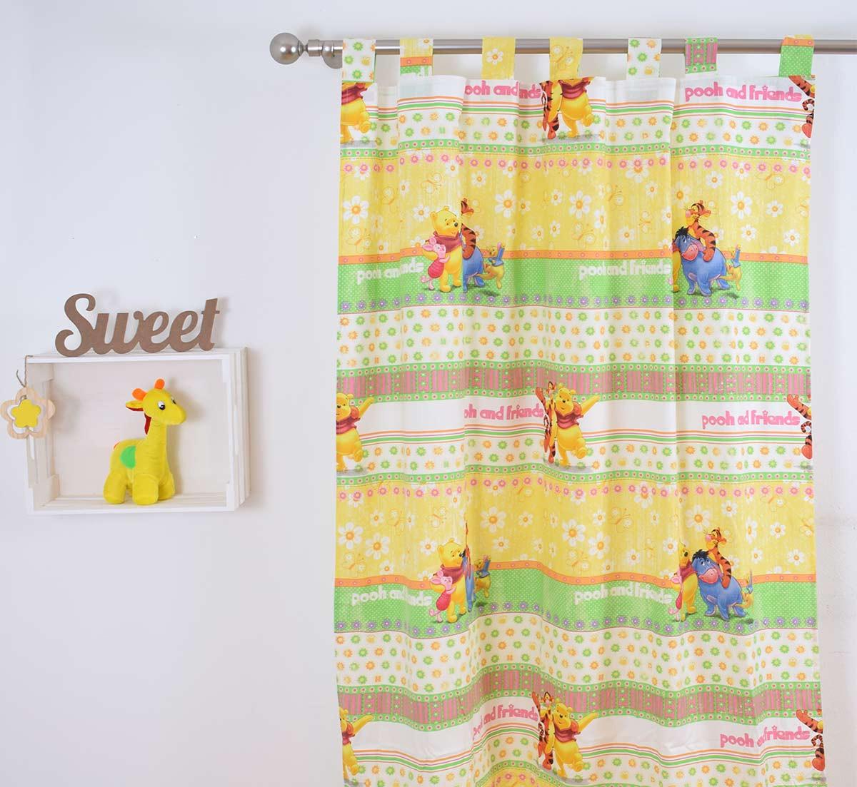 Παιδική Κουρτίνα (140×290) Με Τρέσα Disney Honeybay 20