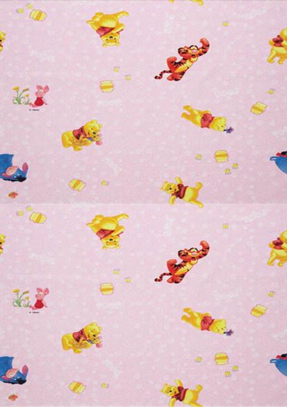 Παιδική Κουρτίνα (140×290) Με Τρέσα Disney Sweet Cord 33
