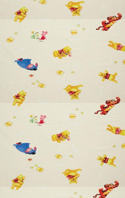 Παιδική Κουρτίνα (140×290) Με Τρέσα Disney Sweet Cord 15