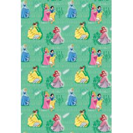 Παιδική Κουρτίνα (140x290) Με Τρέσα Disney Ariel 38