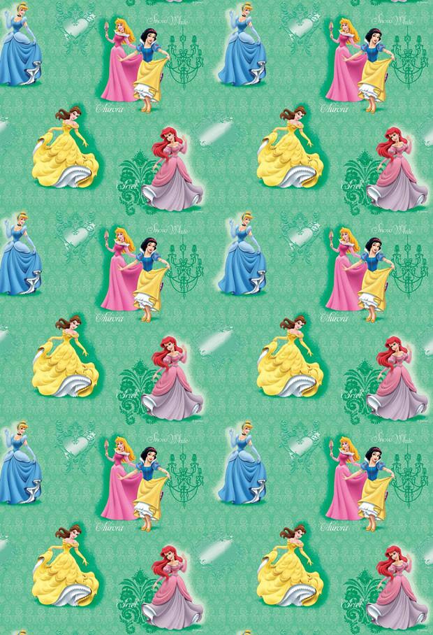 Παιδική Κουρτίνα (140×290) Με Τρέσα Disney Ariel 38