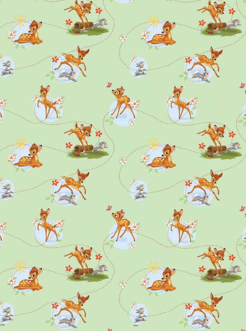 Παιδική Κουρτίνα (140×290) Με Τρέσα Disney Bambi 43