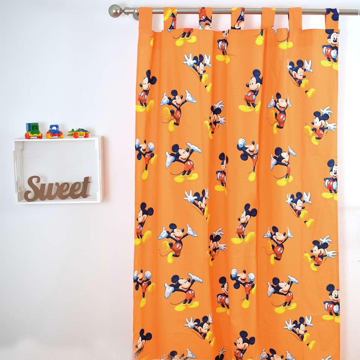Παιδική Κουρτίνα (140×290) Με Τρέσα Disney Fantasia 25
